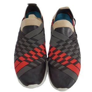 Rare Nike Roshe Run Woven 2.0 N7 700909-068 Shoes